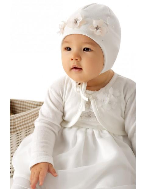 Czapka niemowlęca 5X32AK