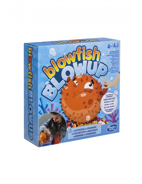 "Gra ""Blowfish blowup"" 4+"