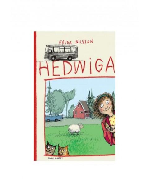 """Książka dla dzieci """"Hedwiga"""""""