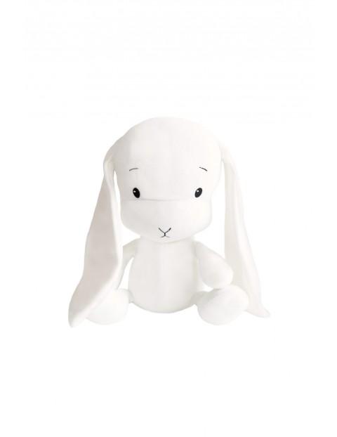 Królik Effik S biały, białe uszy
