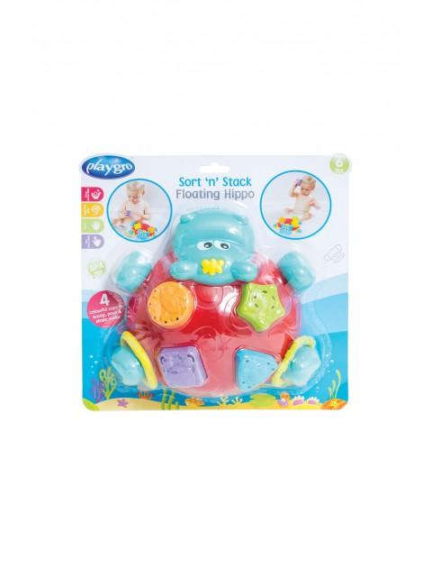 Zabawka do kąpieli-sorter Hipcio 5O35AD