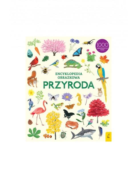 Encyklopedia obrazkowa. Przyroda. wiek 3+