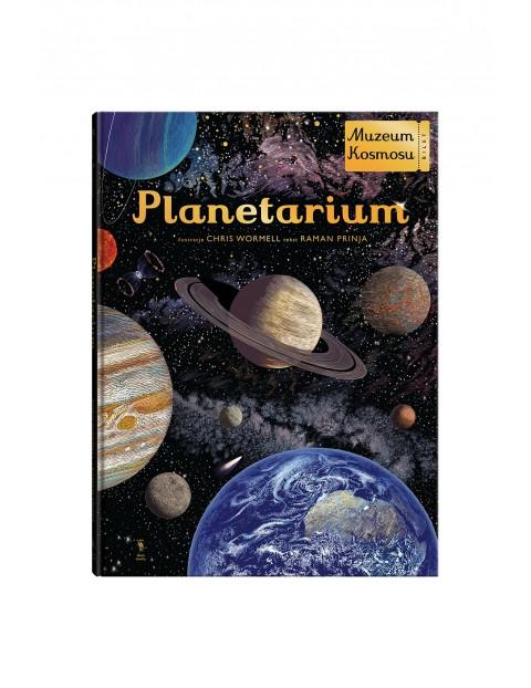 "Książka ""Planetarium"""
