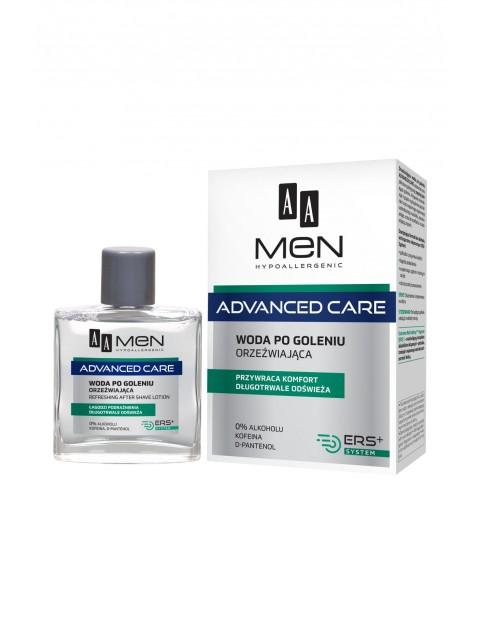 AA Men Advanced Care Woda po goleniu orzeźwiająca 100ml