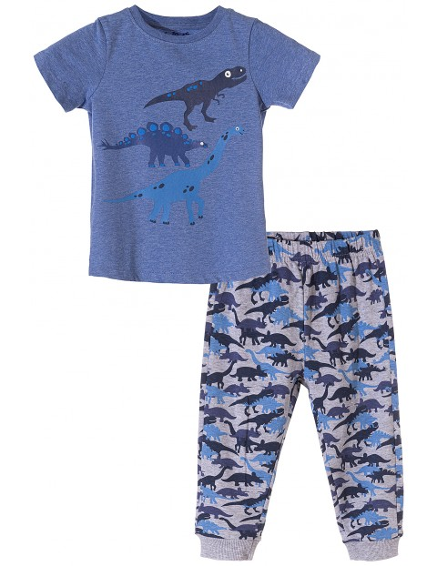 Piżama chłopięca w dinozaury