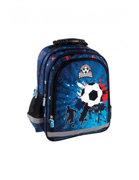 Plecak dwukomorowy piłka nożna