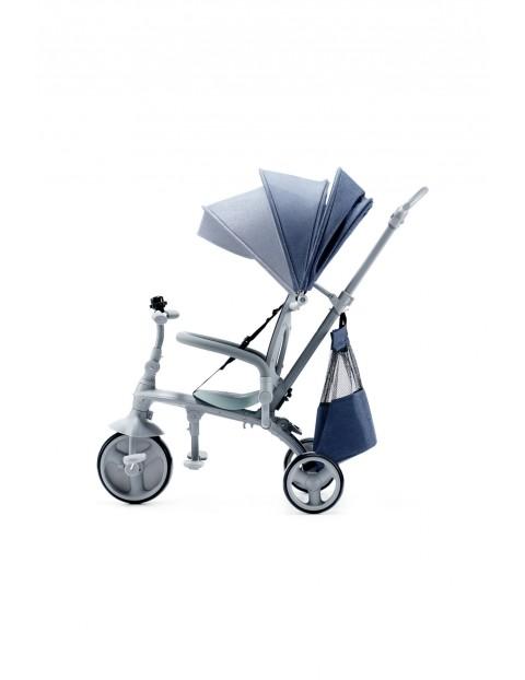 Rowerek trójkołowy Jazz denim Kinderkraft 9msc+