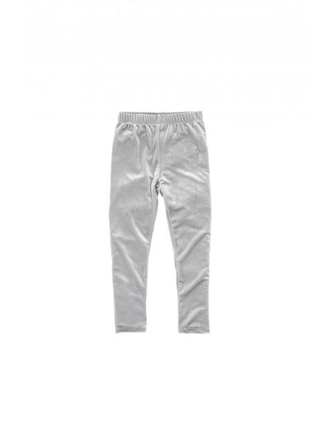 Spodnie dresowe dziewczęce 3M33AJ