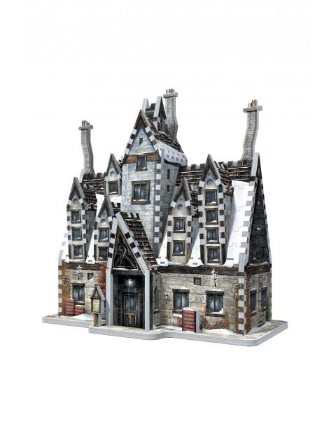 Harry Potter  Wrebbit 3D puzzle PUB POD TRZEMA MIOTŁAMI W HOGSMEADE - 395 elementów