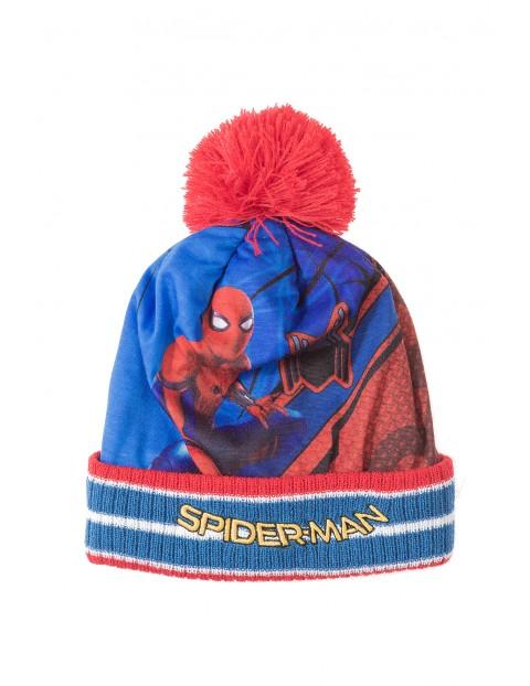 Czapka chłopięca Spiderman 1X35AE