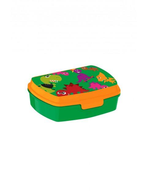 Pudełko śniadaniowe  Crazy Dino