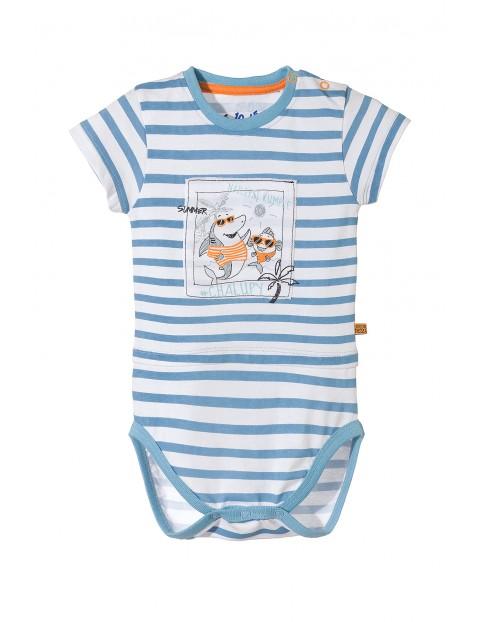 Body niemowlęce 100% bawełna 5T3422
