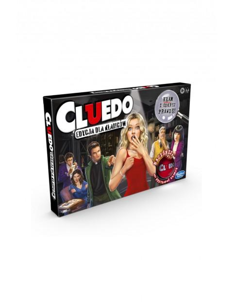 Gra CLUEDO Edycja Dla Kłamców wiek 8+