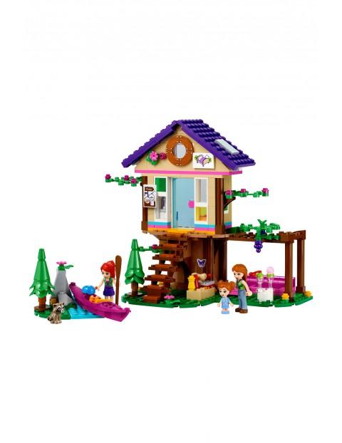 Lego Friends Leśny domek 41679 - 326 elementów, wiek 6+