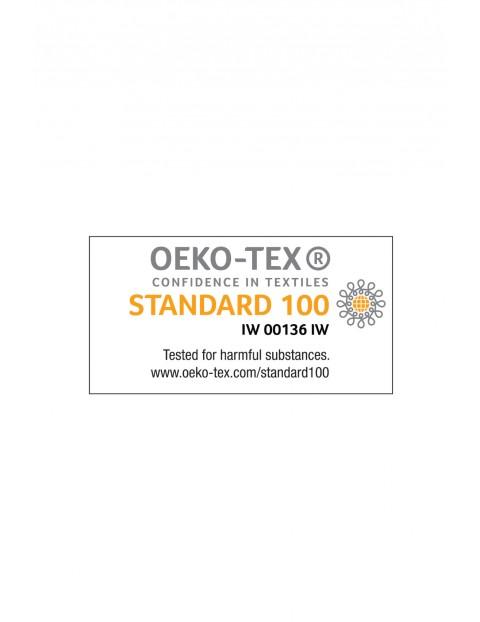 Pokrowiec na przewijak bawełniany - zółty 50/60x70/80