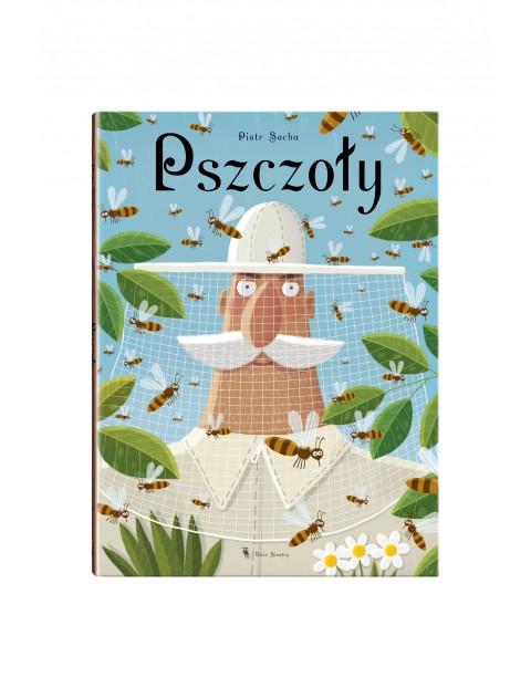 """Książka dla dzieci- """"Pszczoły"""""""