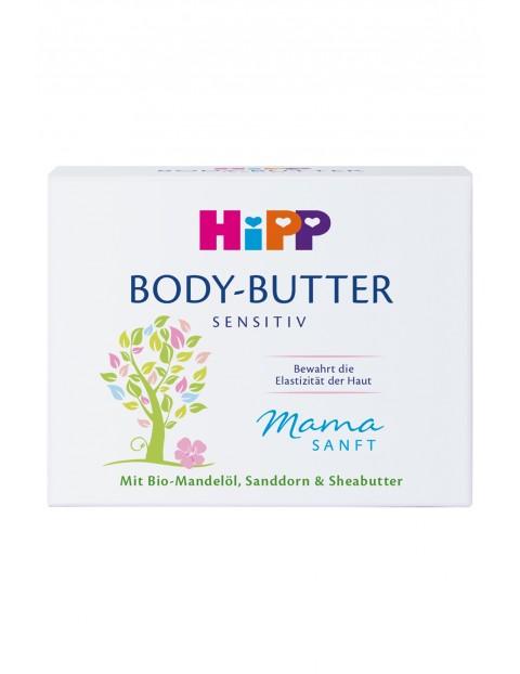 Masło do ciała HiPP Mamasanft, 200 ml