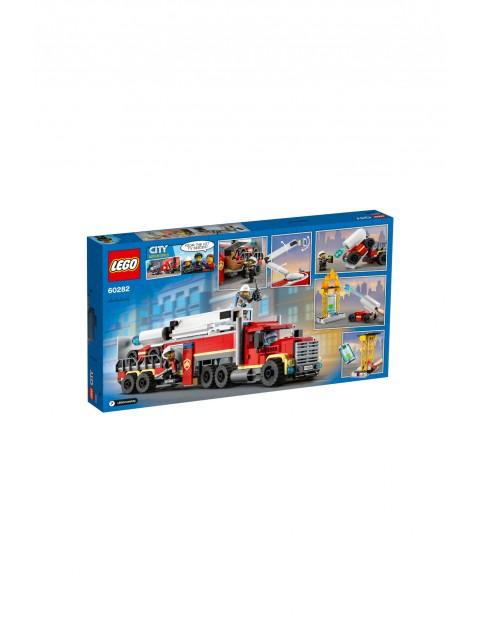 LEGO City - Strażacka jednostka dowodzenia - 380 el
