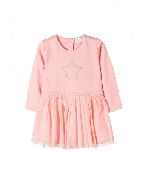 Sukienka niemowlęca 5K3510