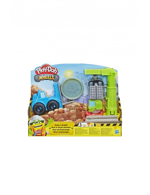 Play-Doh Wheels Dźwig