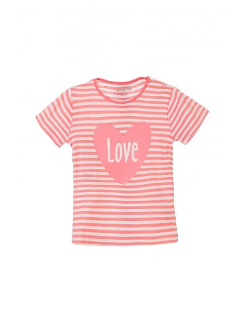 T-shirt niemowlęcy 5I3215