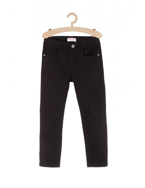 Spodnie chłopięce czarne