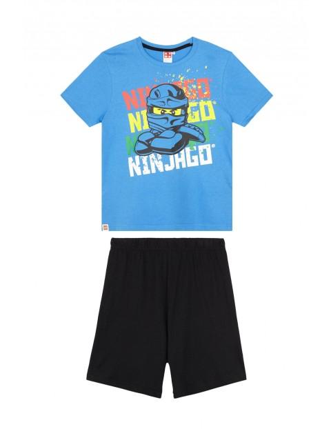 Piżama chłopięca Lego Ninjago- niebieska