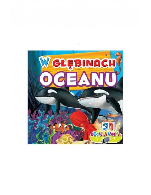 Książka 3D W Głębinach Oceanu