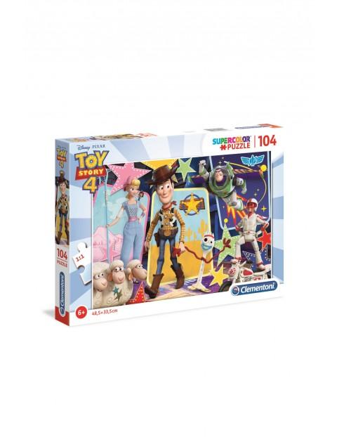 Puzzle - Toy story 4 - 104 elementy wiek 6+
