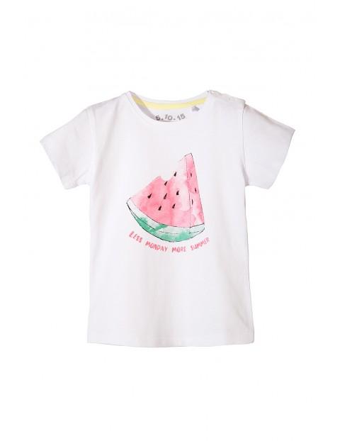 T-shirt niemowlęcy 5I3409