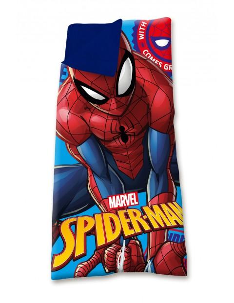 Spiderman Śpiwór 140x70 cm