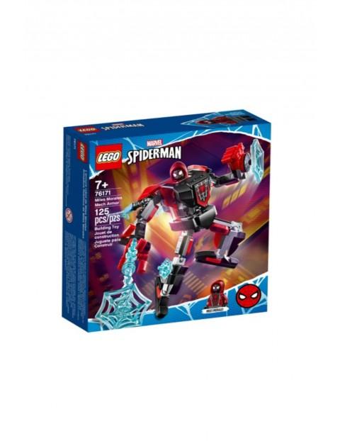 LEGO Super Heroes - Opancerzony mech Milesa Moralesa - 125 el
