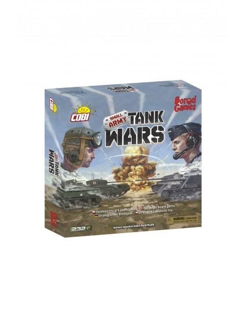 Gra Cobi Tank Wars - 232 klocki wiek 8+