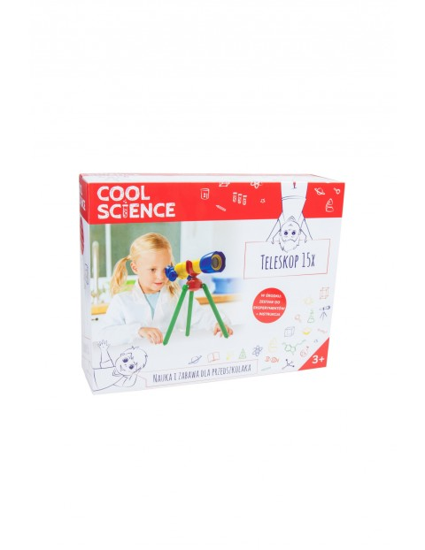 Cool Science- Teleskop 1Y33HA