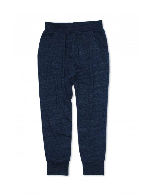 Spodnie dresowe dziewczęce 3M31AA