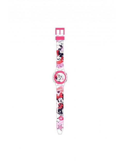 Zegarek cyfrowy dla dzieci Minnie