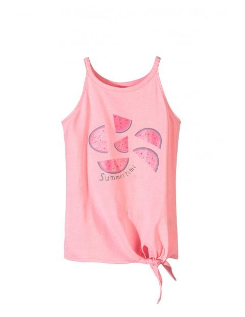 T-shirt dziewczęcy 4I3433