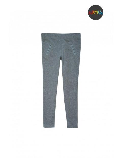 Spodnie dresowe dziewczęce 3M2951