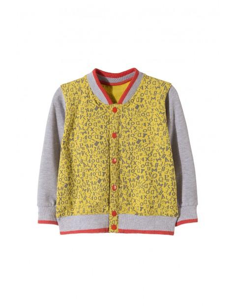 Bluza dresowa niemowlęca 5F3301