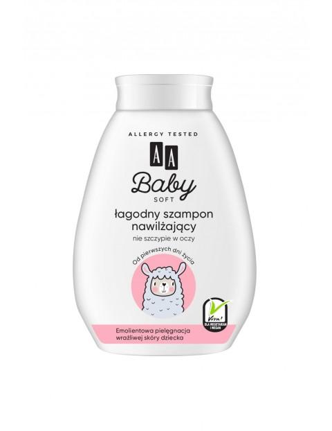 AA Baby Soft Łagodny szampon nawilżający 250 ml