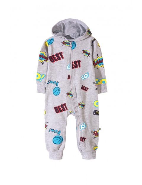 Pajac niemowlęcy 100% bawełna 5R3401