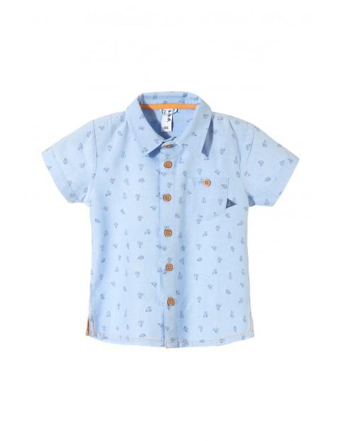 Koszula niemowlęca 5J3203