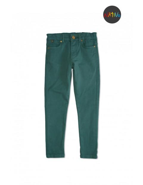 Spodnie dziewczęce 3L2936