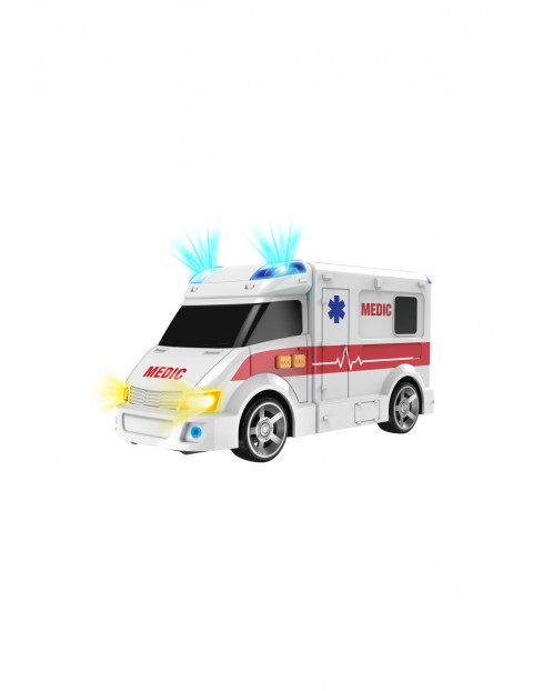 Samochód - Ambulans 1Y35I8