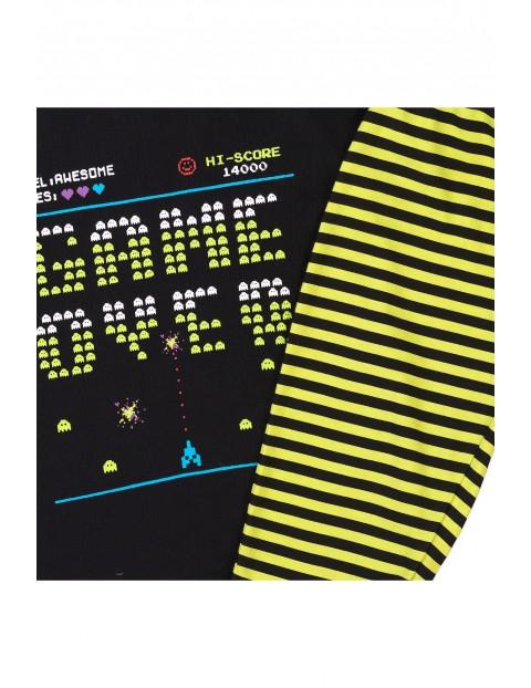 Piżama dla chłopca Game over