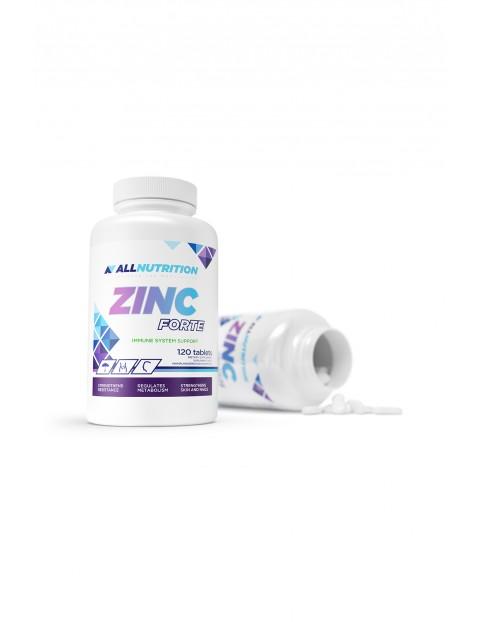 Suplementy diety - Allnutrition Zinc Forte - 120 kapsułek