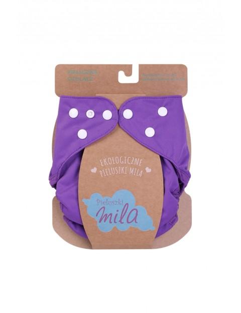 Otulacz na pieluszki Mila - fioletowy 3-15kg
