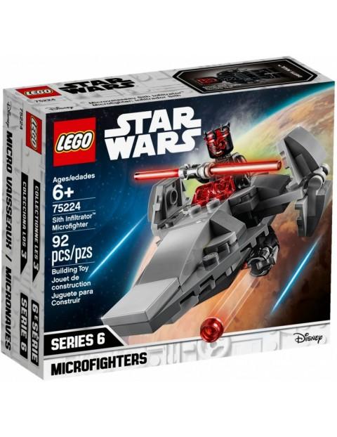 Klocki Lego Star Wars Sith Infiltrator 92el
