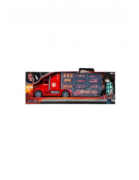 Auto strażackie + akcesoria 1Y35D9