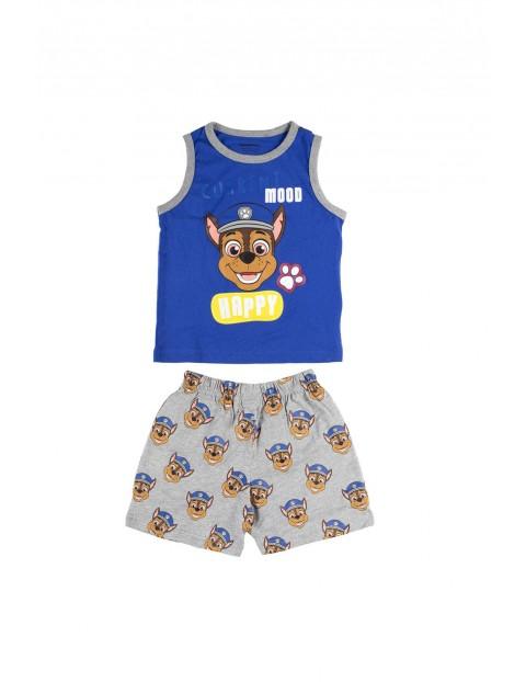 Piżama chłopięca na ramiączkach Psi Patrol